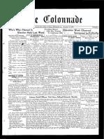The Colonnade - November 15, 1930