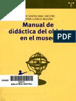 Manual de Didactica Del Objeto en El Museo