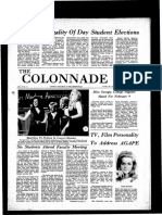 The Colonnade - January 29, 1970