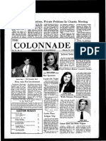 The Colonnade - February 26, 1970