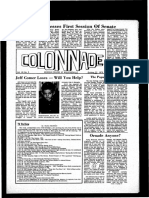 The Colonnade - October 22, 1970
