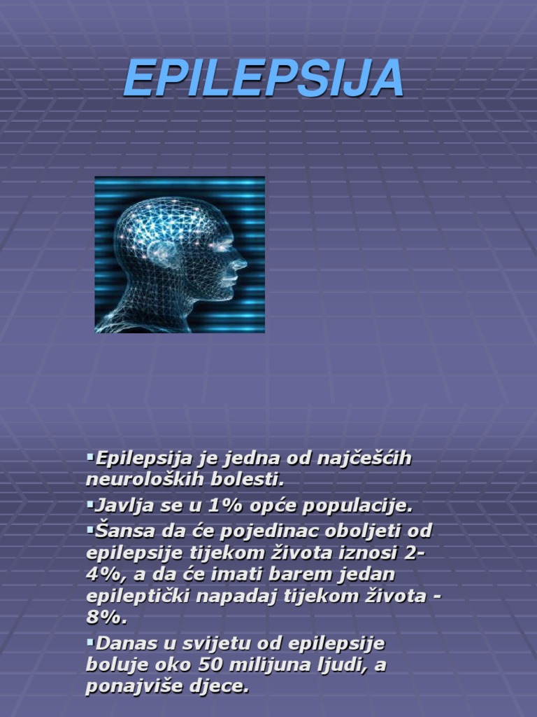 Novi sveučilišni priručnik: Epilepsija - dijagnostički i terapijski pristup.