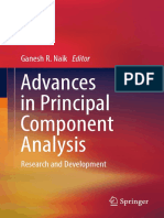 Advances in Principal Component Analysis Research and Development - Ganesh R. Naik