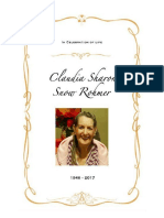 Rest in Peace, Claudia