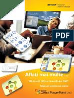 ECDL_Microsoft Office PowerPoint 2007