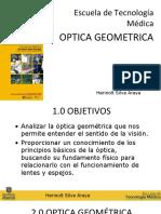 Clase 5 Optica Geometrica