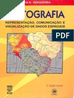 Livro de Cartografia_ Representação, Comunicação _ Ruth e Nogueira