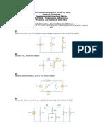 Lista 1 - Circuitos Elétricos
