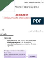 Aula 02 - _Agregados - Sérgio (1)