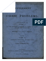 [James Pierce] Supplement to Chess Problems(BookSee.org)
