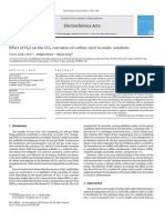 Effect of H2S on the CO2 corrosion of carbon steel in acidic solutions.pdf