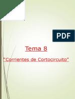 8-Cálculo Corrientes de Cortocircuito
