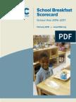 School Breakfast Scorecard Sy 2016 2017
