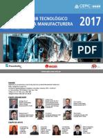 Memorias de La Hackatón y HUB Manufacturero 2017, CEPIC - ESAN
