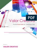 Plantilla Power Point 30 - 2003 - Valor Creativo.pptx