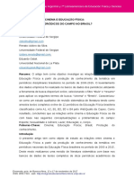 LA PLATA 2017 - ZOBOLI, DA SILVA, GALAKA - Relações entre cinema e EF o que dizem os periódicos do campo no Brasil