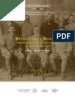 Revolucion y Reforma Genesis Legal de La Revolucion Constitucionalista