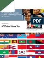 4th APJ Student Technology Forum V3 All