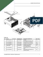 ML 295x List Parts