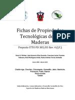 Especies de Madera Capitulo 7 Fichas Tecnológicas de las.pdf