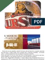 Studiu de Caz Ursus