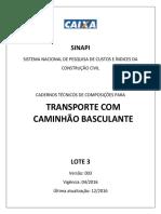 Sinapi Ct Lote3 Transporte Caminhao Basculante v003