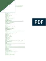 Initiation Matlab(Tp1)