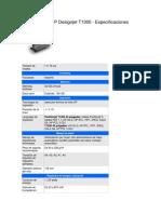 Serie ePrinter HP Designjet T1300.docx