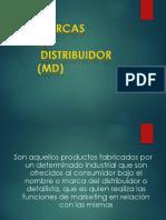 Marcas de Distribuidor