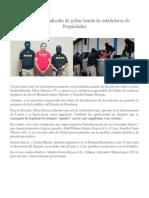 Queda preso sindicado de jefear banda de estafadores de Propiedades.docx