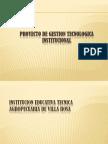 proyectodegestion tecnologicainstitucional