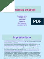 Vanguardias Artisticas Del Siglo