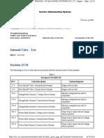 Solenoid Valve - Test