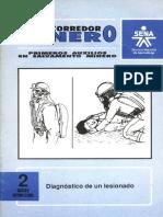 Socorredor Minero Diagnstico de Un Lesionado Mdulo No 2