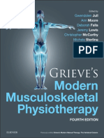 Grieves Modern Muscluskeletal Physiotherapy