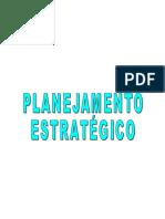 Apostila de Planejamento Estratégico