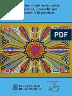 Gestión Territorial de La Salud. Perspectivas y aportes para la práctica