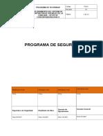 PLAN SEGURIDAD Concentradora Toquepala