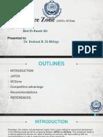 Free Zone Jafza, Sczone