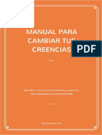 Manual Para Cambiar Tus Creencias