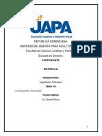 TAREA VII LEGISLACION  TRIBUTARIA.docx