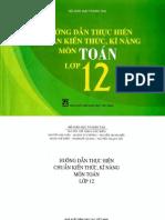 Chuan Mon Toan Lop 12