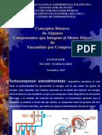 Turbocompresores en Motores Diesel