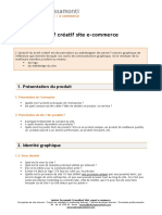 Rediger Brief Creatif Pour Son Site Internet