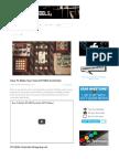 How To Make Your Own DIY MIDI Controller - DJ TechTools.pdf
