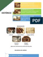Historia Roma Filosofía en Fin...