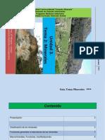 Guia Minerales 2016