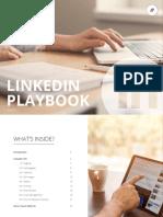 Social Media Playbook Linkedin 2018