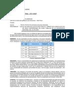 Informe de evaluación de pozos tubulares