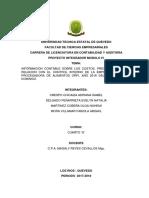 ivestigacion ORFI